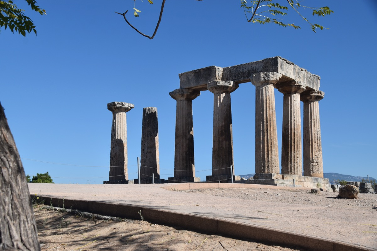 Temple of Apollo - Corinth