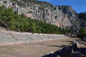 Stadium Delphi Greece