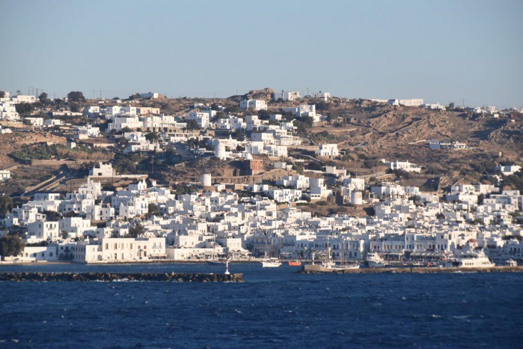 Greek Cruise Myconos October 2017 Greece Tour - Dr. DeLancey