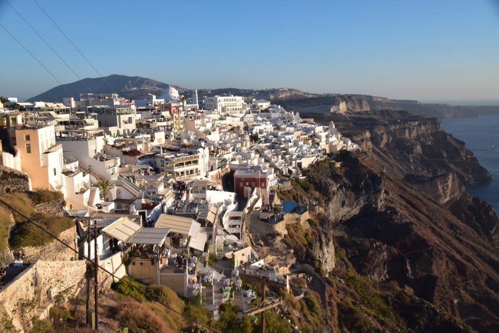 Island of Santorini October 2017 Greece Tour - Dr. DeLancey