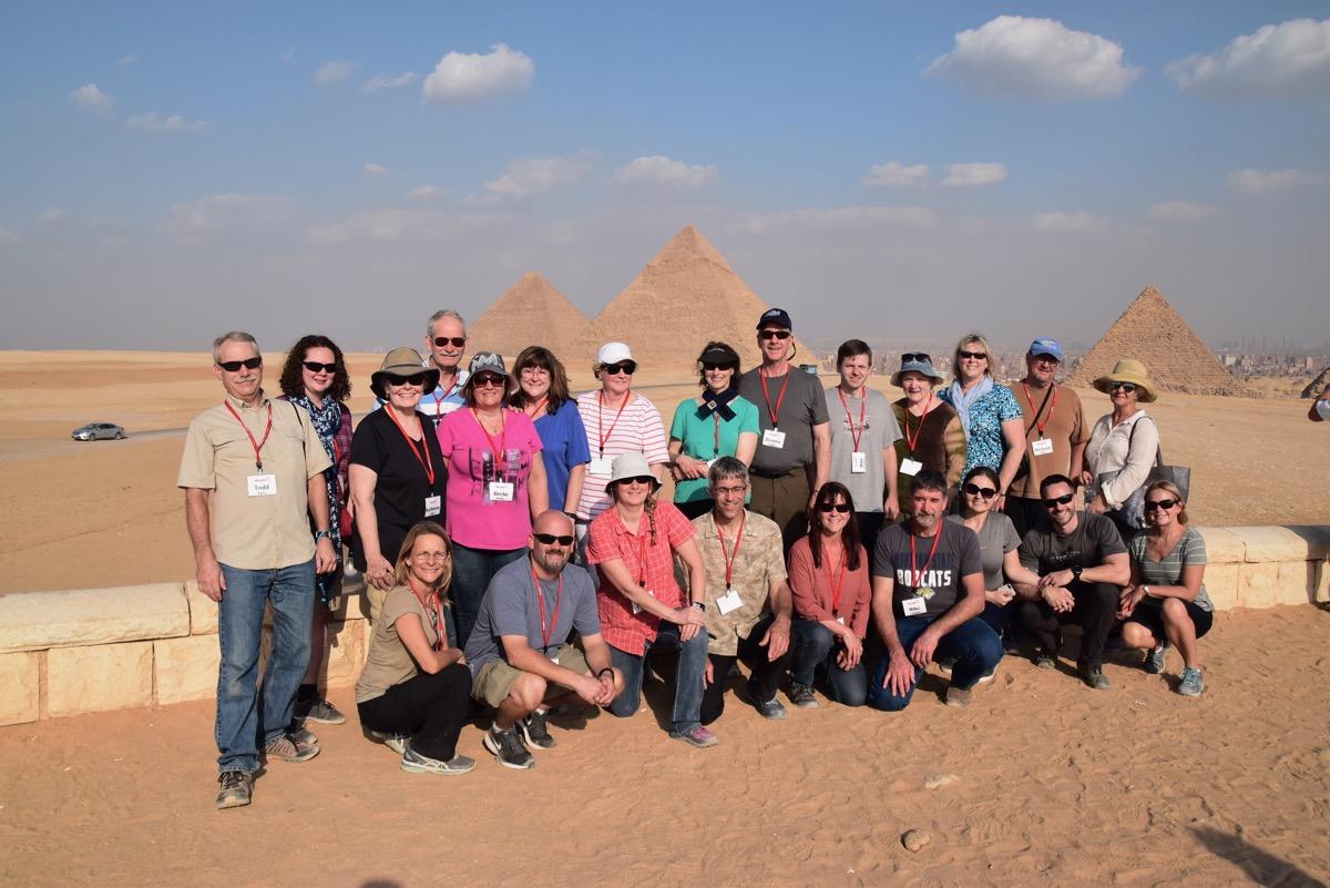 Oct-Nov 2017 Egypt-Jordan-Israel Tour Update – Day 3