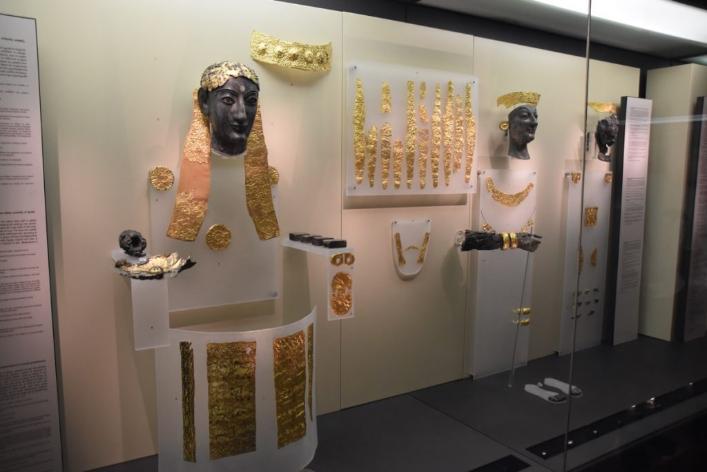 Delphi Museum October 2017 Greece Tour - Dr. DeLancey