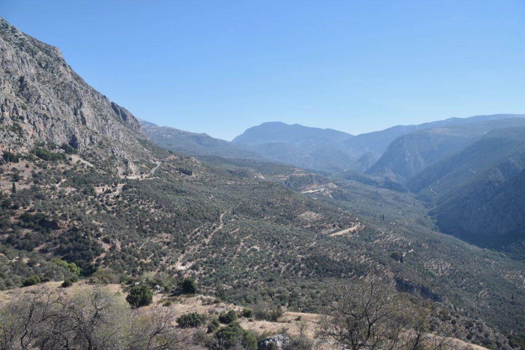 Delphi Greece October 2017 Greece Tour - Dr. DeLancey