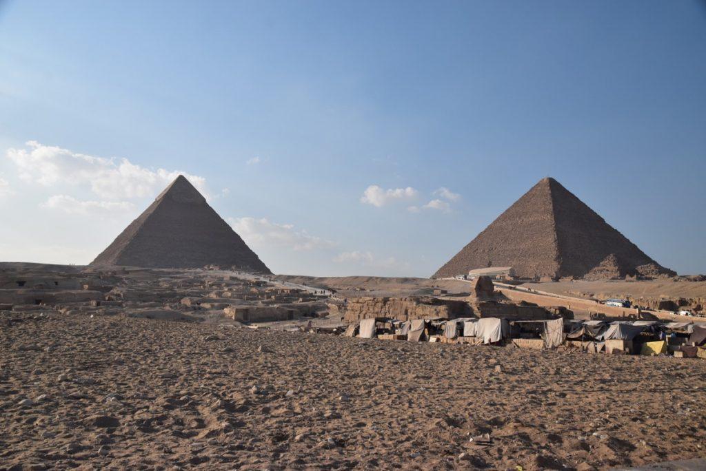 Giza Pyramid Sphinx Oct-Nov 2017 Egypt Jordan Israel Tour