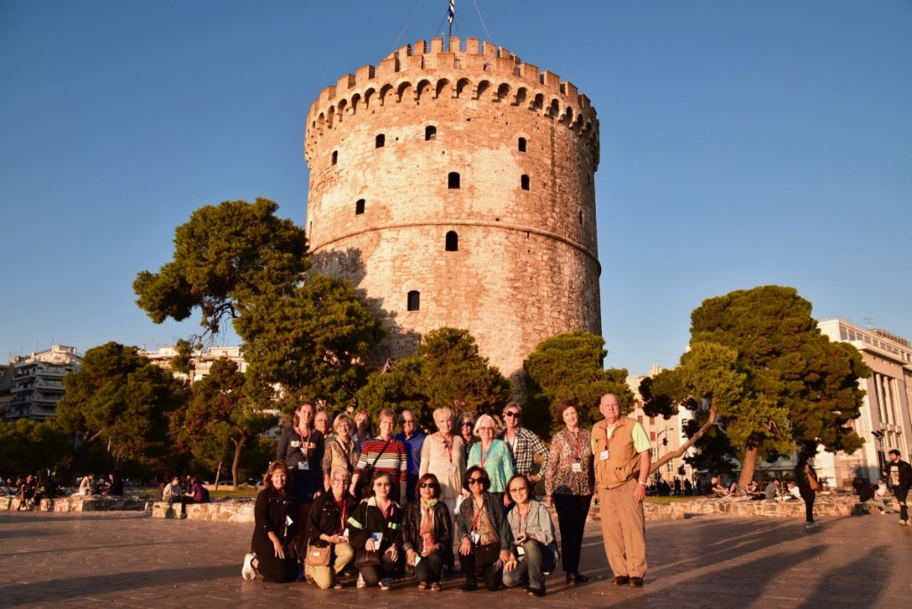 Thessaloniki October 2017 Greece Tour - Dr. DeLancey
