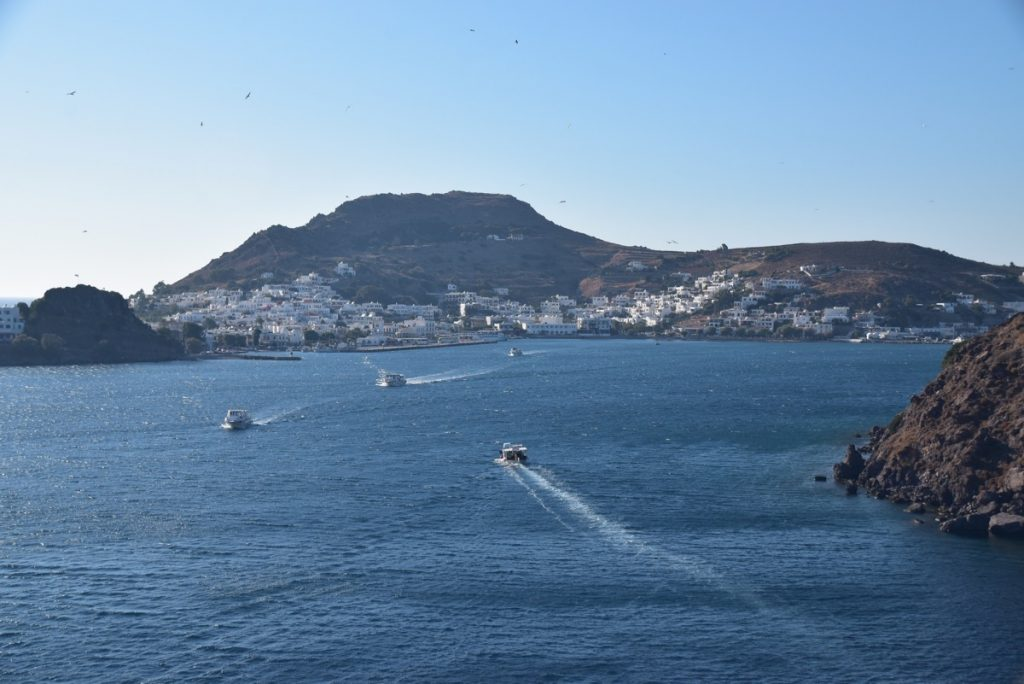 Island of Patmos Greece October 2017 Greece Tour - Dr. DeLancey