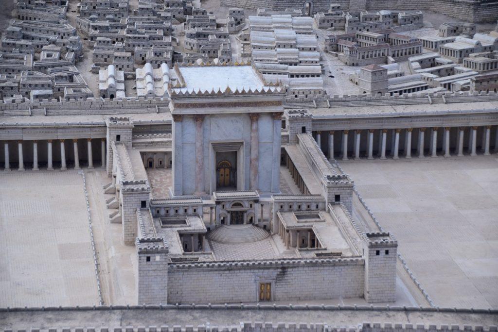 Jerusalem model Oct-Nov 2017 Egypt-Jordan-Israel Tour