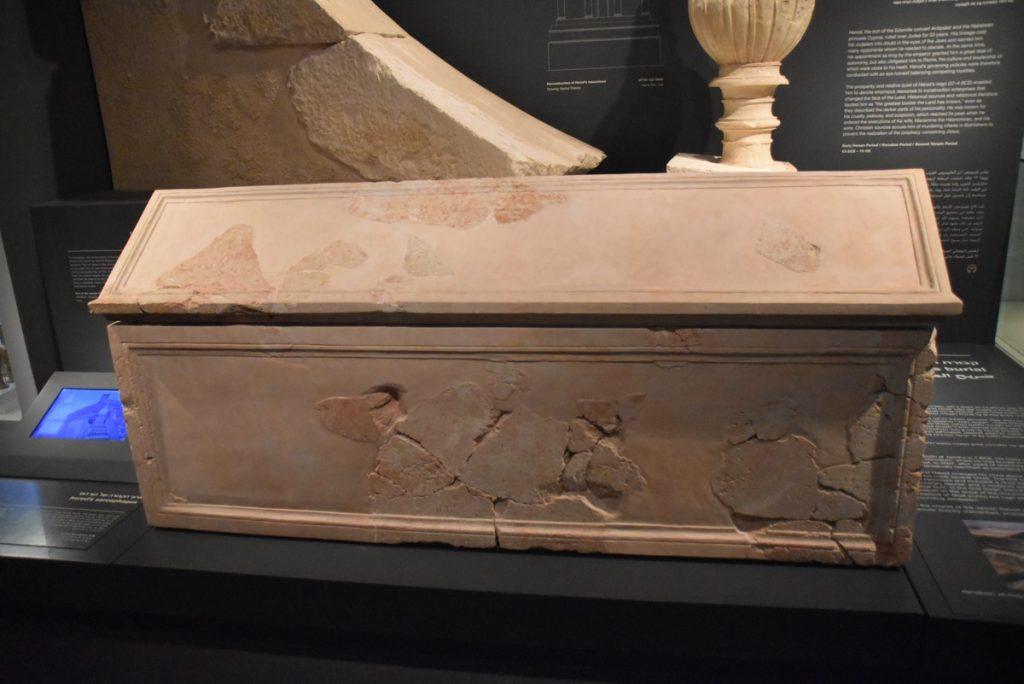 Herod's tomb Oct-Nov 2017 Egypt-Jordan-Israel Tour