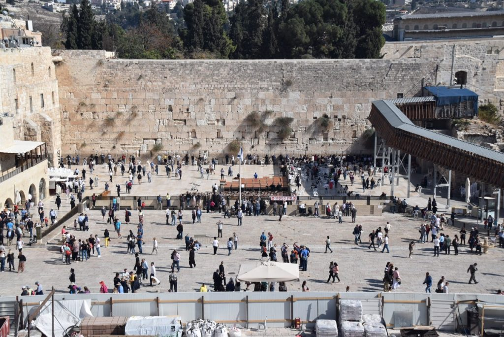 Western Wall Oct-Nov Egypt-Jordan-Israel Tour