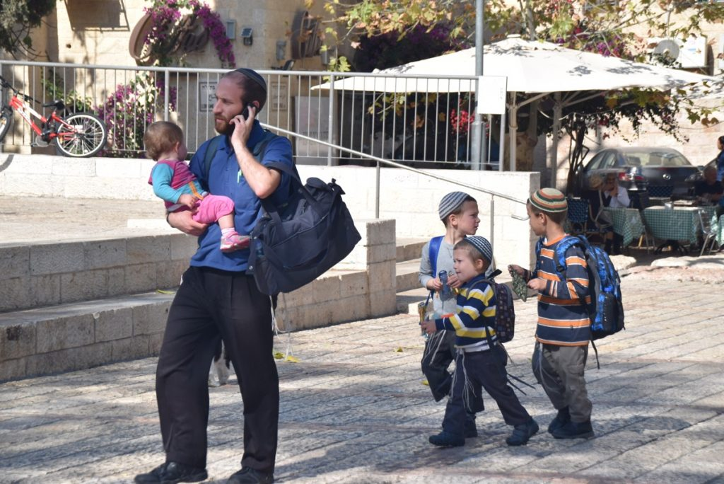 Jewish Quarter Oct-Nov Egypt-Jordan-Israel Tour