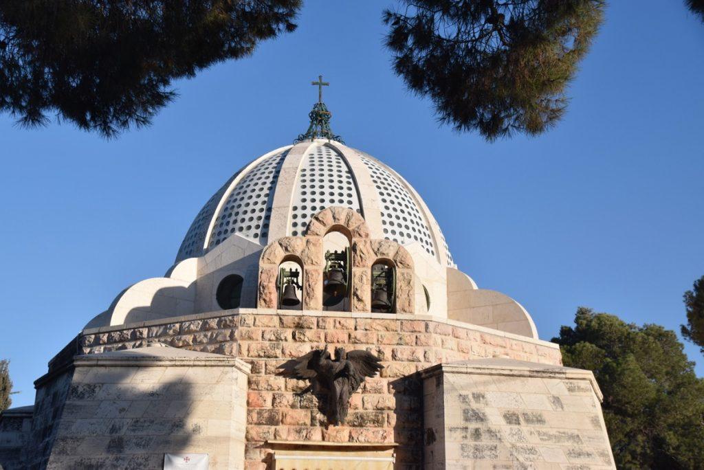 Shepherd's Fields Bethlehem Oct-Nov Egypt-Jordan-Israel Tour