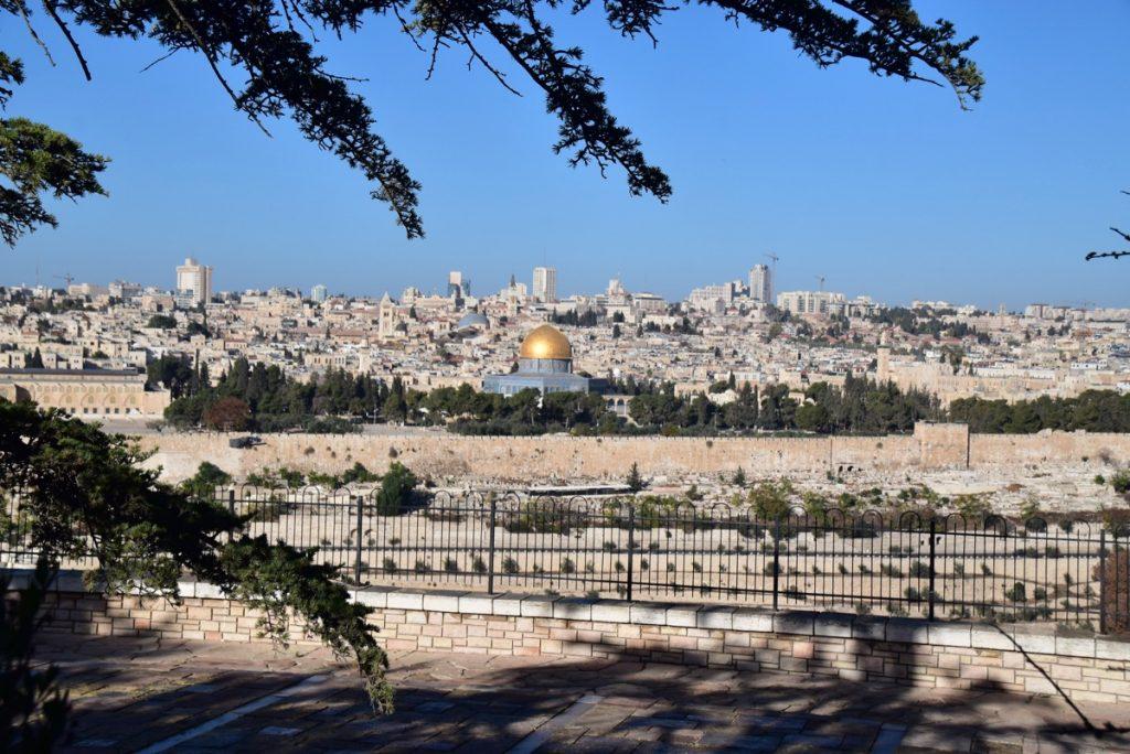 Jerusalem Oct-Nov Egypt-Jordan-Israel Tour - John DeLancey