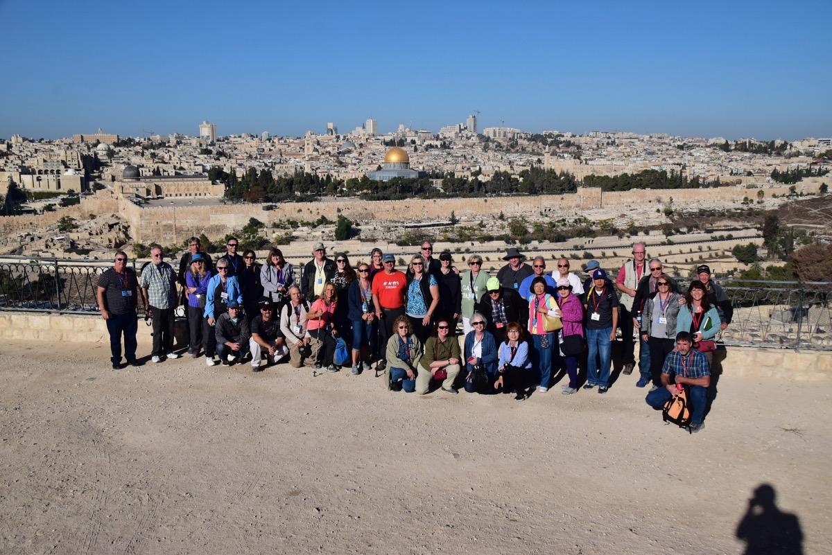 Oct-Nov 2017 Egypt-Jordan-Israel Tour Update – Day 14