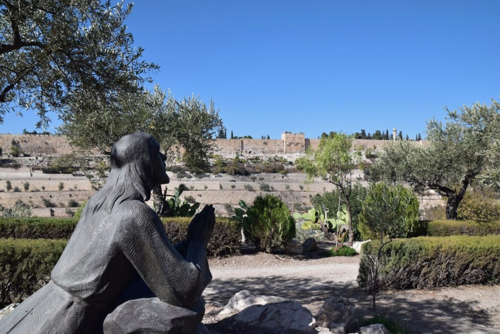 Gethsemane Oct-Nov Egypt-Jordan-Israel Tour - John DeLancey