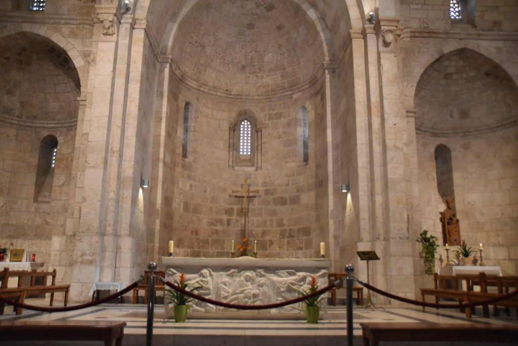 St Anne's Church Jerusalem Oct-Nov Egypt-Jordan-Israel Tour - John DeLancey