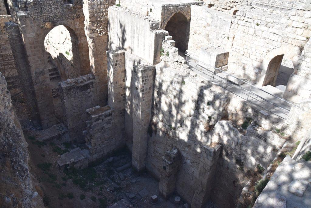 Pools of Bethesda Oct-Nov Egypt-Jordan-Israel Tour - John DeLancey
