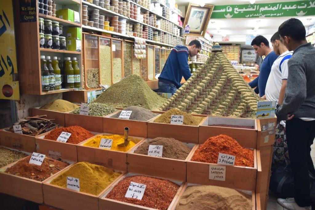 Jerusalem spices Oct-Nov Egypt-Jordan-Israel Tour - John DeLancey