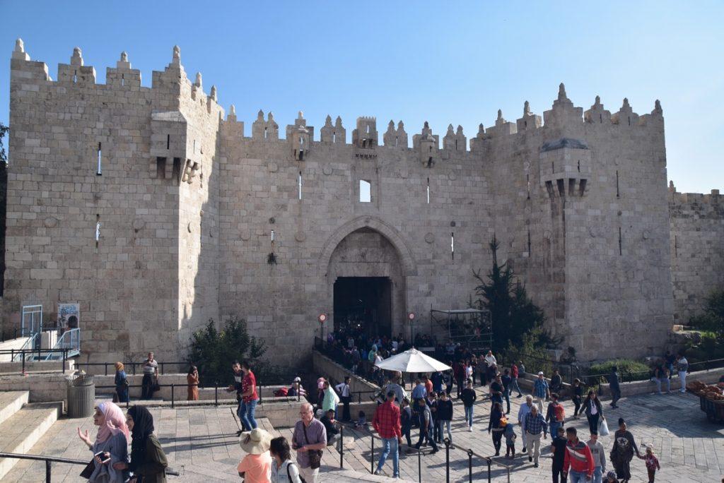 Jerusalem Damascus Oct-Nov Egypt-Jordan-Israel Tour - John DeLancey