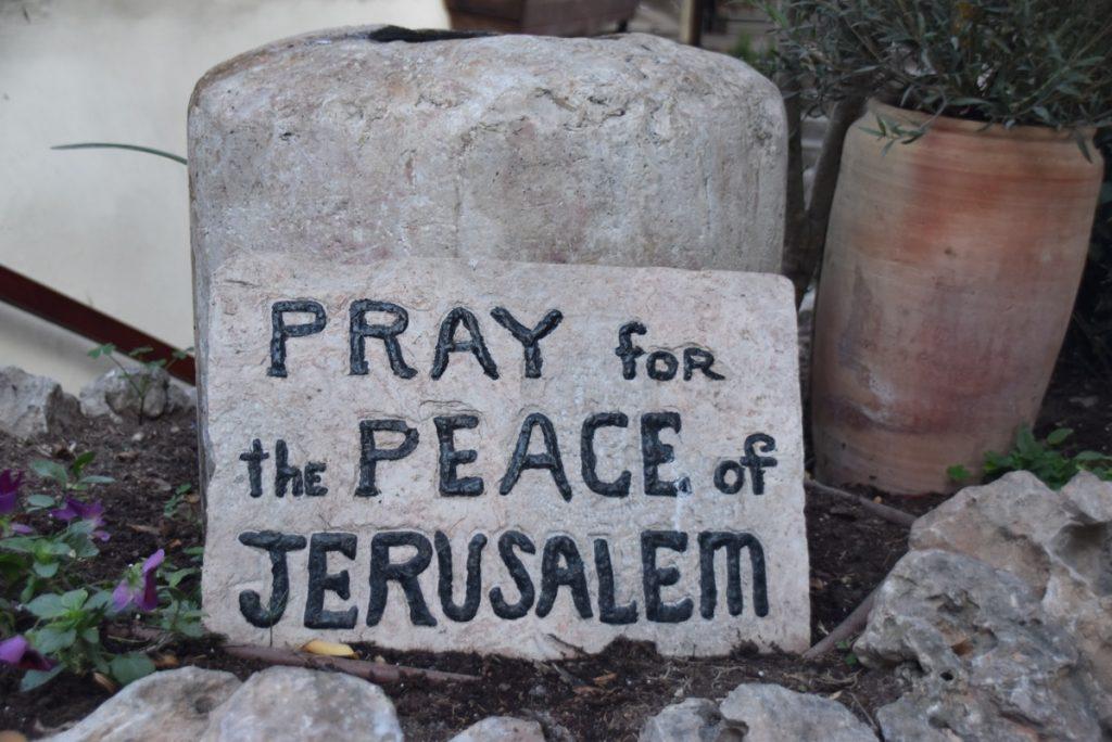 Jerusalem Peace Oct-Nov Egypt-Jordan-Israel Tour - John DeLancey