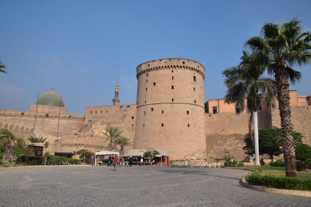 Citadel Cairo Oct-Nov 2017 Egypt-Jordan-Israel Tour with Dr. DeLancey