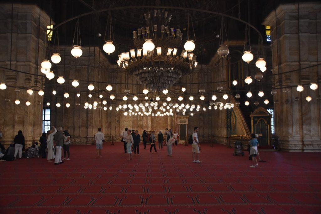 Ali Mosque Cairo Oct-Nov 2017 Egypt-Jordan-Israel Tour with Dr. DeLancey