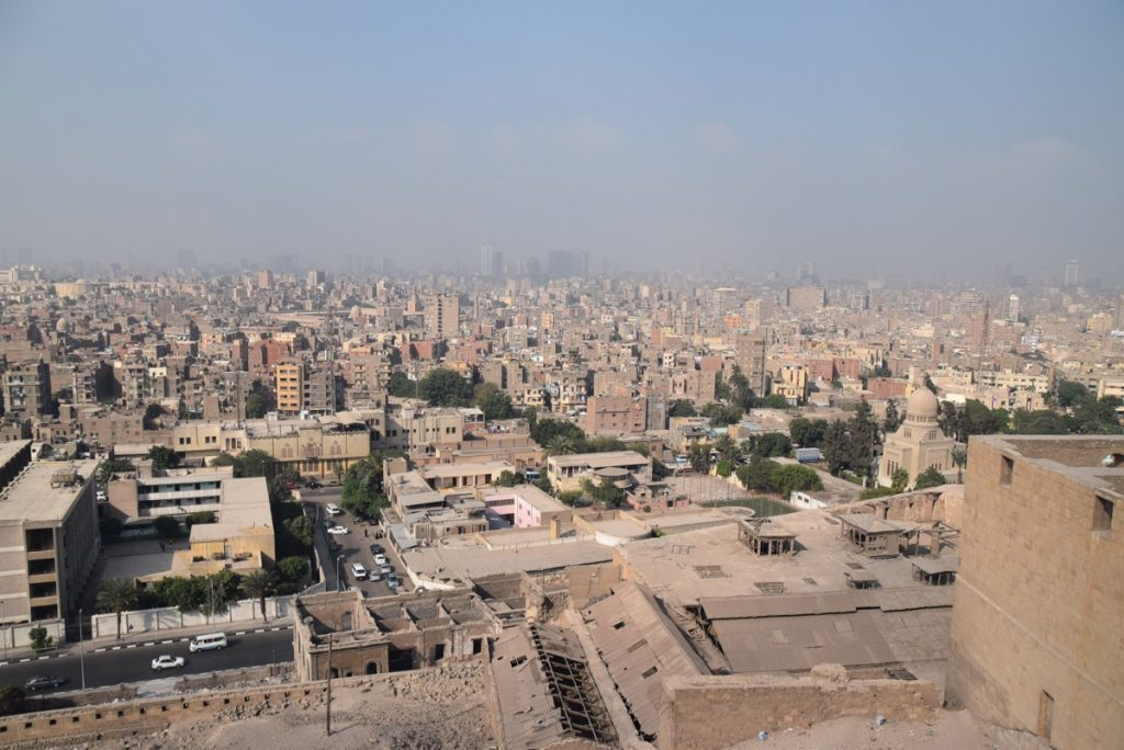 Cairo Oct-Nov 2017 Egypt-Jordan-Israel Tour with Dr. DeLancey