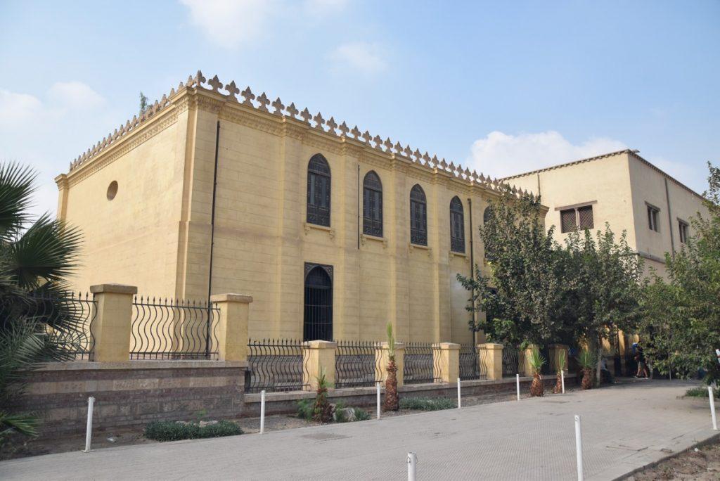 Ben Ezra Synagogue Cairo Oct-Nov 2017 Egypt-Jordan-Israel Tour with Dr. DeLancey