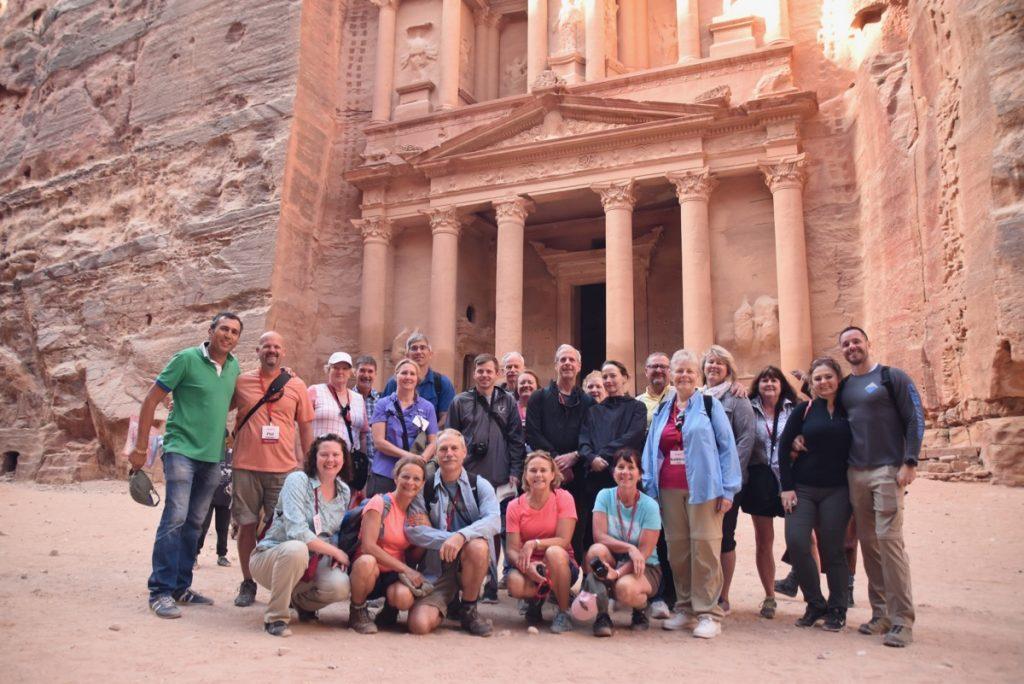 October-November 2017 Egypt-Jordan-Israel Tour with Dr. DeLancey