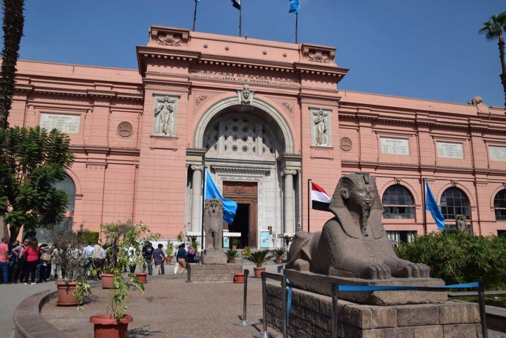 Ben Ezra Synagogue Egyptian Museum Cairo Oct-Nov 2017 Egypt-Jordan-Israel Tour with Dr. DeLancey