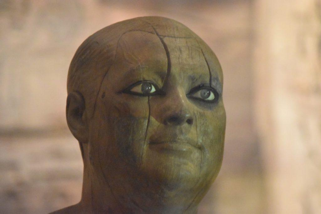 Egyptian Museum Cairo Oct-Nov 2017 Egypt-Jordan-Israel Tour with Dr. DeLancey