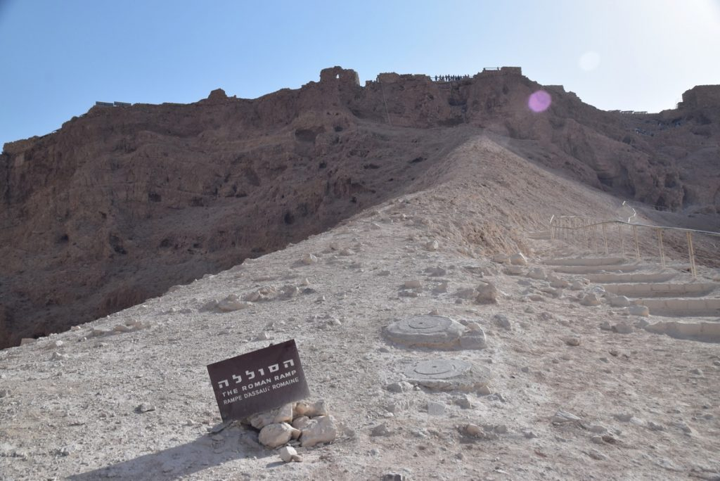 Masada Egypt-Jordan-Israel Tour Oct-Nov 2017 Dr. DeLancey