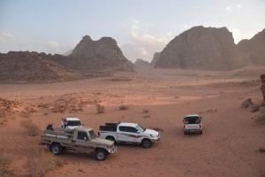 Wadi Rum Jeeps - Jordan
