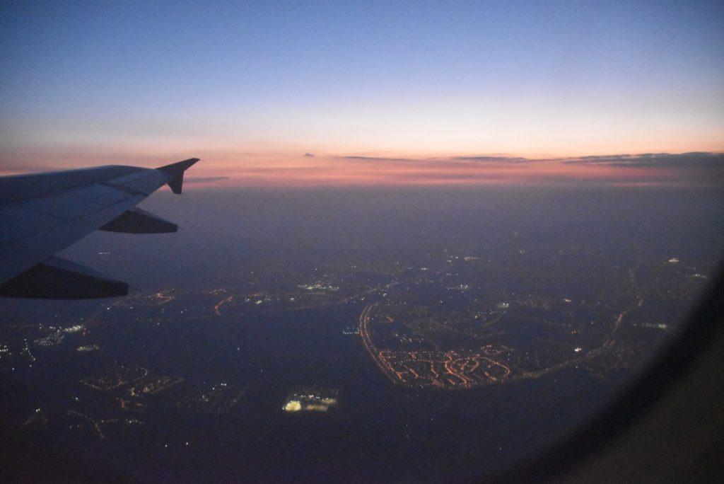 Cairo sunset Oct-Nov 2017 Egypt-Jordan-Israel Tour with Dr. DeLancey