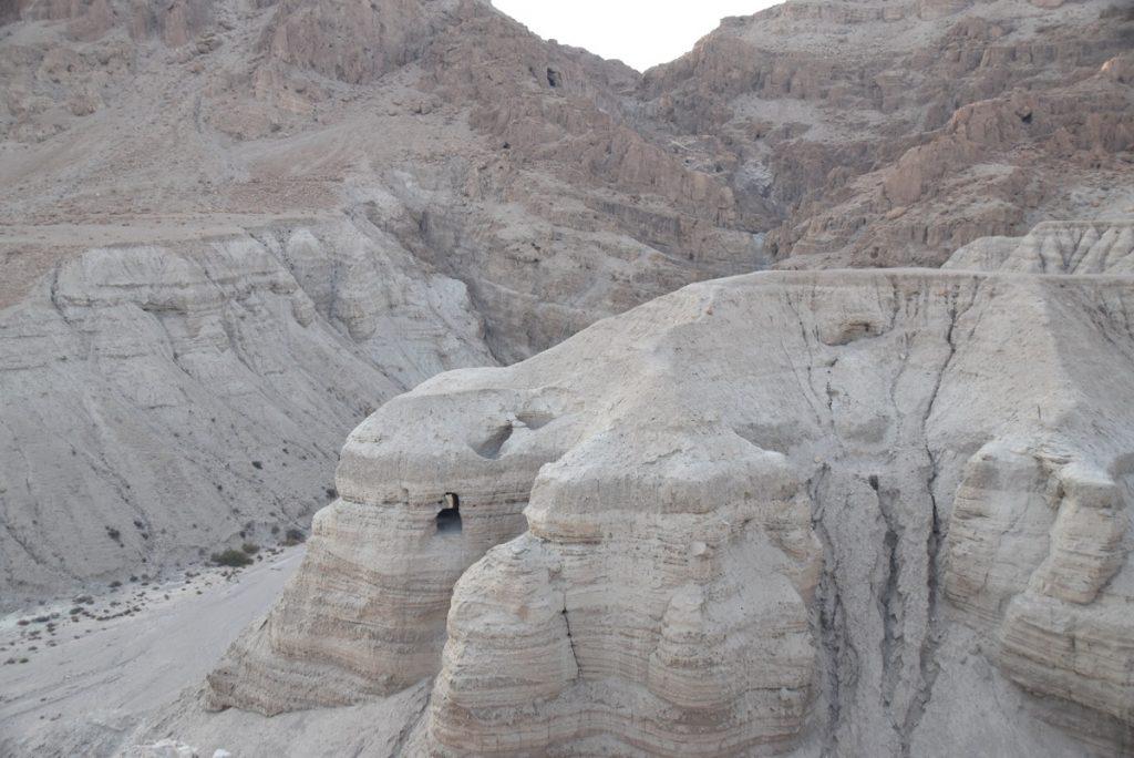 Qumran Egypt-Jordan-Israel Tour Oct-Nov 2017 Dr. DeLancey