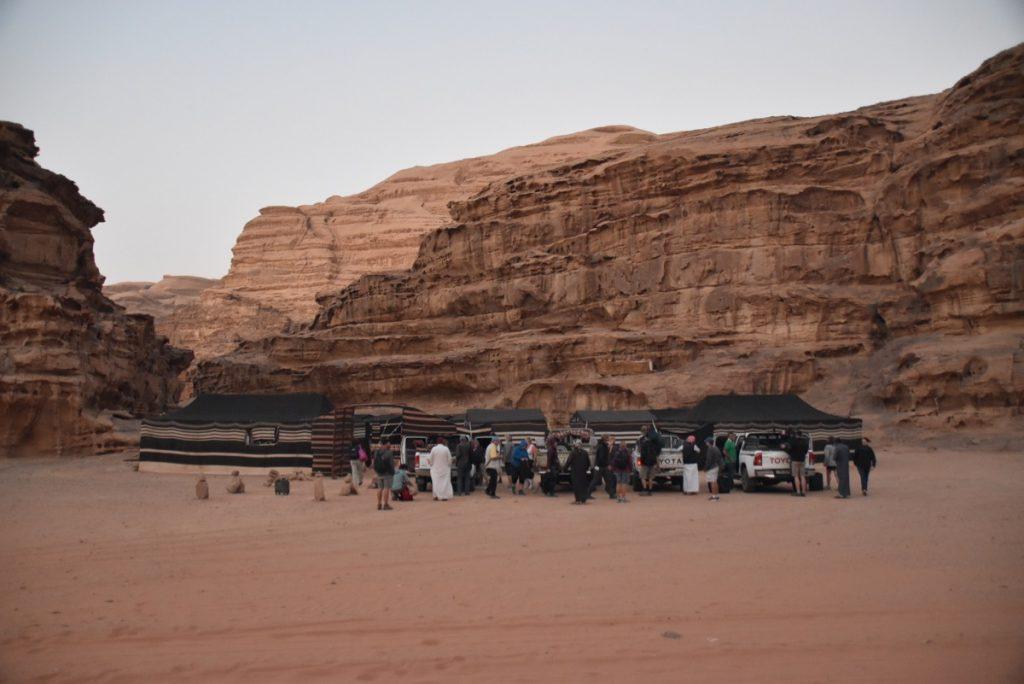 Wadi Rum - Oct-Nov 2017 Egypt-Jordan-Israel Tour - Dr. DeLancey