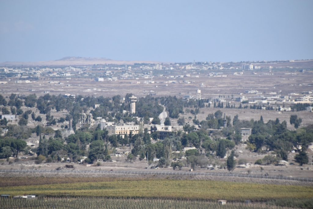 Kuneitra Oct-Nov Egypt-Jordan-Israel Tour with Dr. John DeLancey