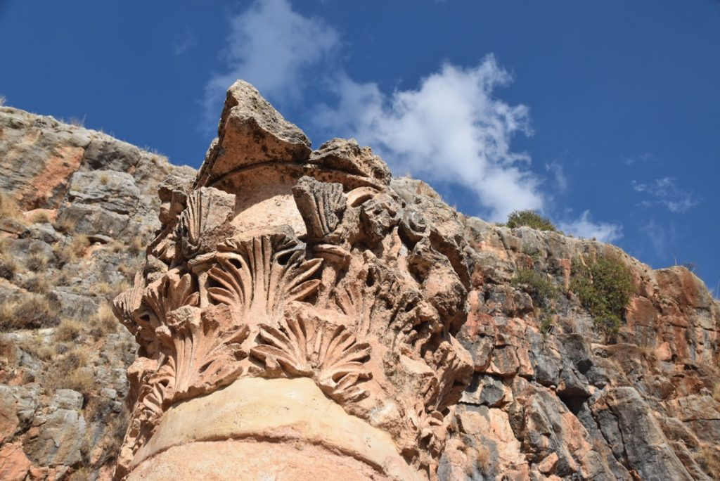 Caesarea Philippi Oct-Nov Egypt-Jordan-Israel Tour with Dr. John DeLancey