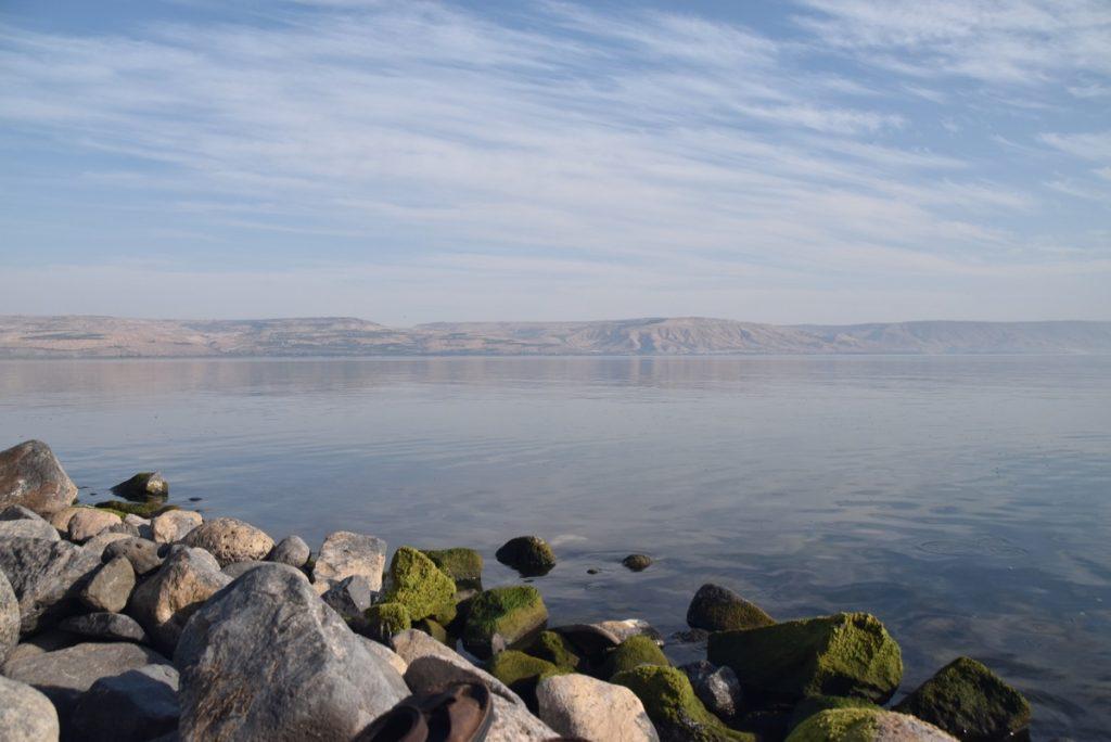 Sea of Galilee Jordan River Oct-Nov-2017 Egypt-Jordan-Israel Tour