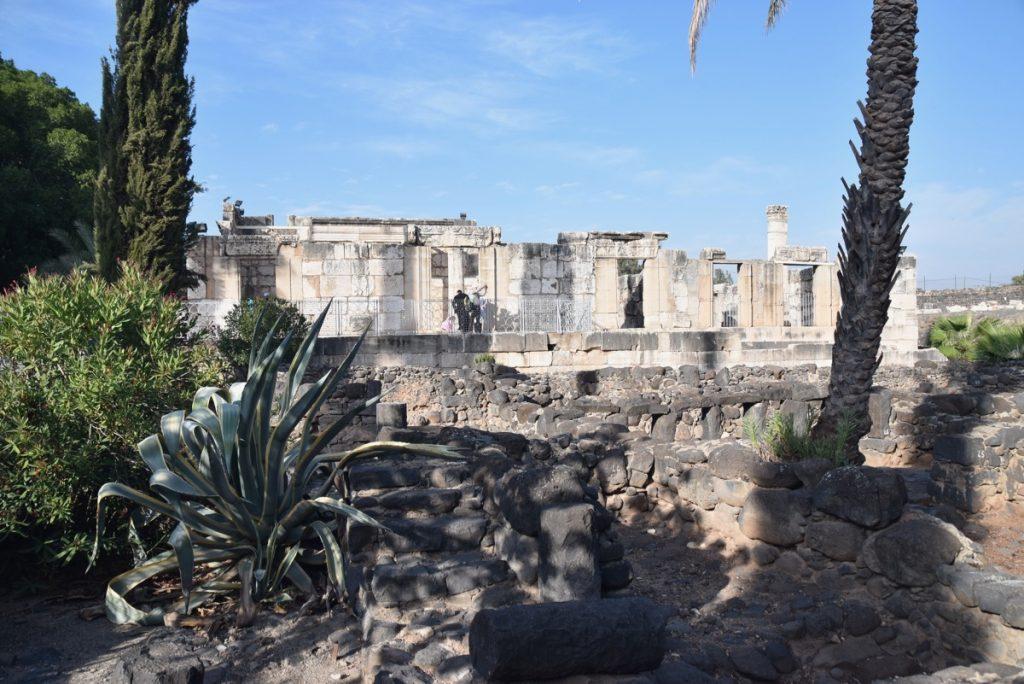 Capernaum Jordan River Oct-Nov-2017 Egypt-Jordan-Israel Tour