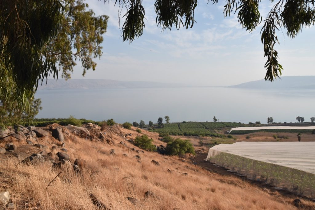 Mt. of Beatitudes Jordan River Oct-Nov-2017 Egypt-Jordan-Israel Tour
