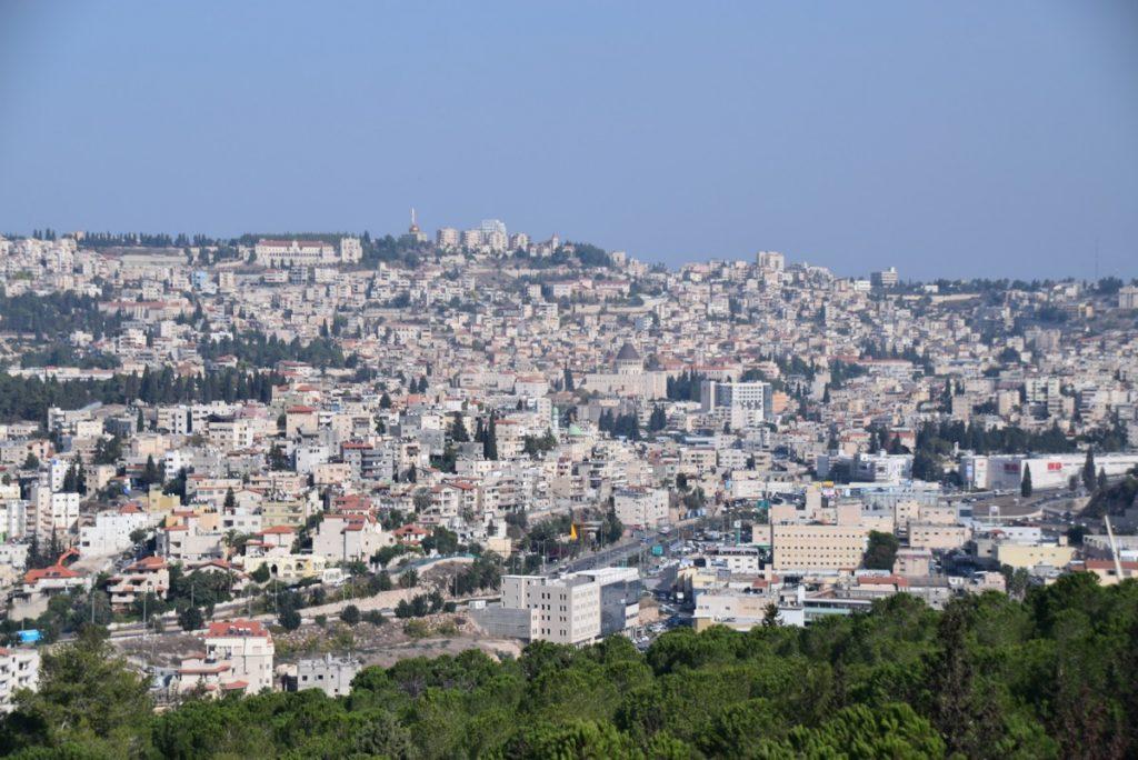 Nazareth Oct-Nov 2017 Egypt-Jordan-Israel Tour with Dr. John DeLancey