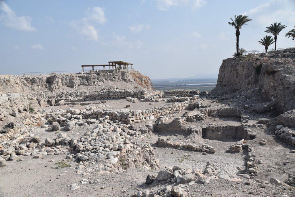 Megiddo Oct-Nov 2017 Egypt-Jordan-Israel Tour Dr. John DeLancey