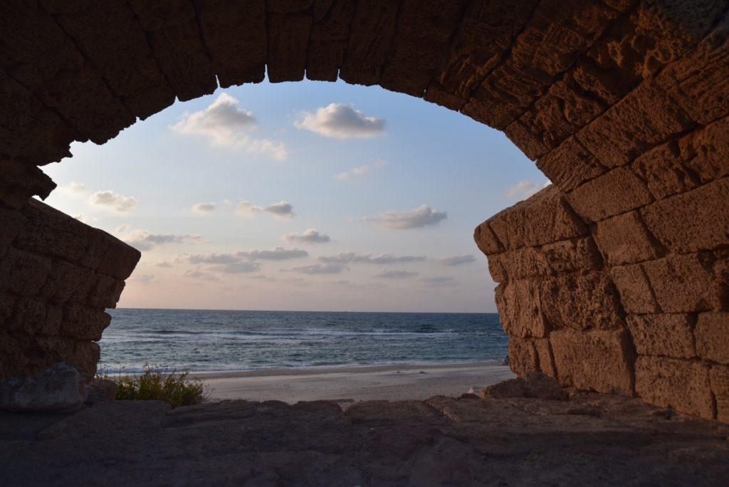 Caesarea Oct-Nov 2017 Egypt-Jordan-Israel Tour Dr. John DeLancey
