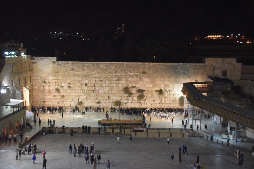 Western Wall Oct-Nov 2017 Egypt-Jordan-Israel Tour Dr. John DeLancey