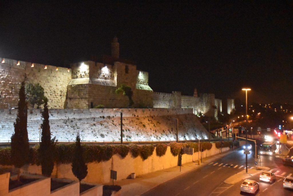 Jerusalem Oct-Nov 2017 Egypt-Jordan-Israel Tour Dr. John DeLancey