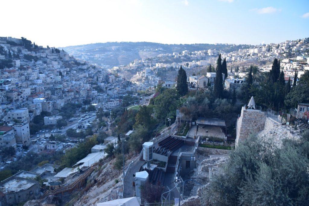 City of David Oct-Nov 2017 Egypt-Jordan-Israel Tour