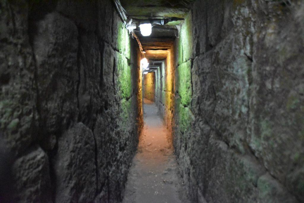 Drainage channel Jerusalem Oct-Nov 2017 Egypt-Jordan-Israel Tour