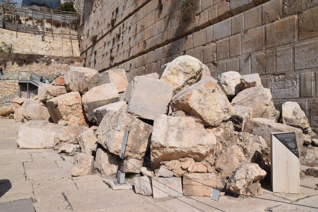 destruction of Jerusalem Oct-Nov 2017 Egypt-Jordan-Israel Tour