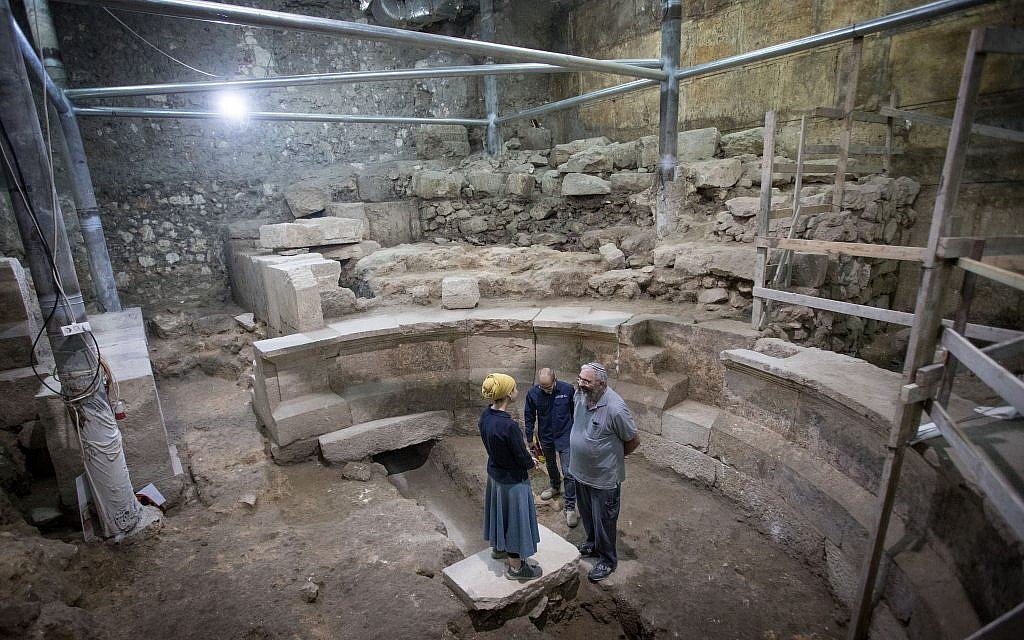 Top Archaeological Discoveries in 2017 in Israel