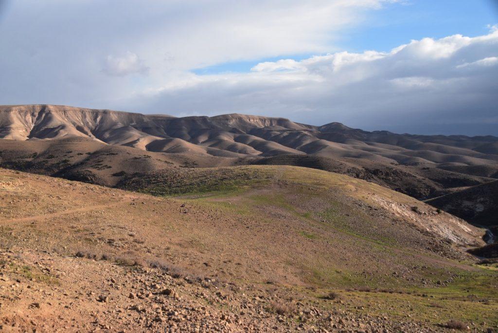 Judean Desert Wadi Qelt January 2018 Israel Tour